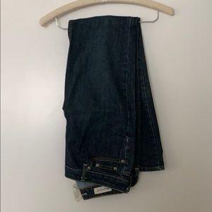 Banana Republic Boot Cut Stretch Jeans